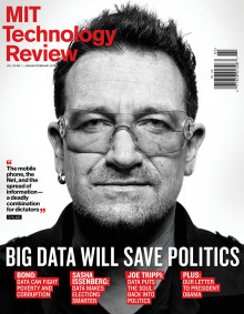MITTECHNOLOGYREVIEW2013enero