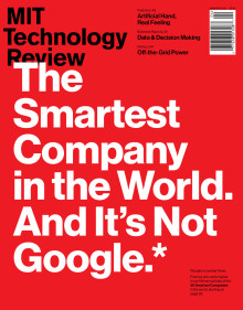 MITTECHNOLOGYREVIEW2014marzo